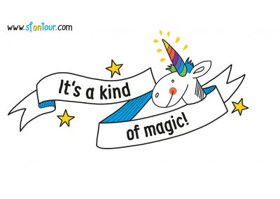 "SF Inspiration #3: ""Solution"" is where the magic happens!"