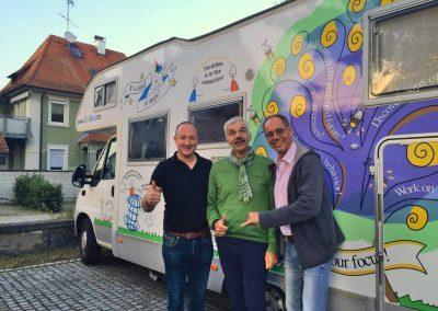 Episode #2: Interview mit Joachim Welter und Michael Eisele, LBZ St. Anton