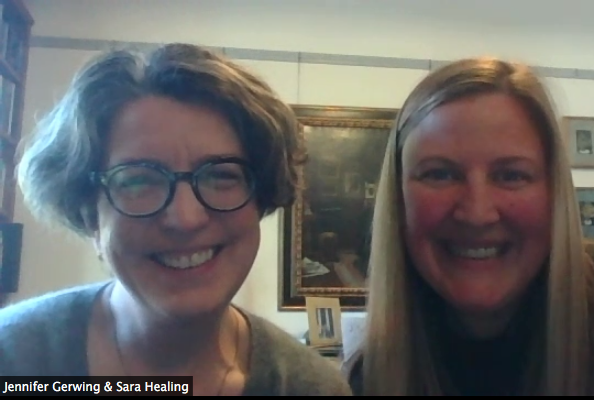 SFP 60 – In Interaction: Debunking Myths of Communication with Jennifer Gerwing and Sara Healing