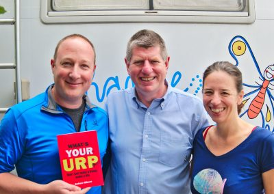 SFP 70 – What is your URP? Helping Small Businesses and Charities to Grow with Andrew Gibson
