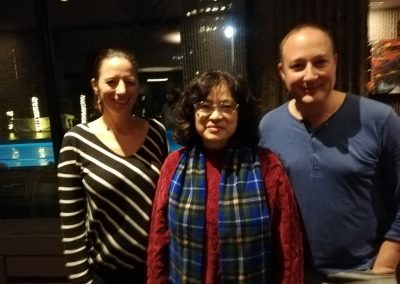 SFP 86 – Crazy for Solution Focus: Spreading Solution Focus in Taiwan and mainland China with Prof. Wei-Su Hsu