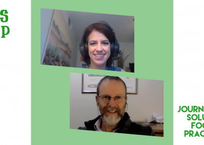 SFP 103 – Staying up to Date: The Journal of Solution Focused Practices with Prof. Sara Jordan and David Hains